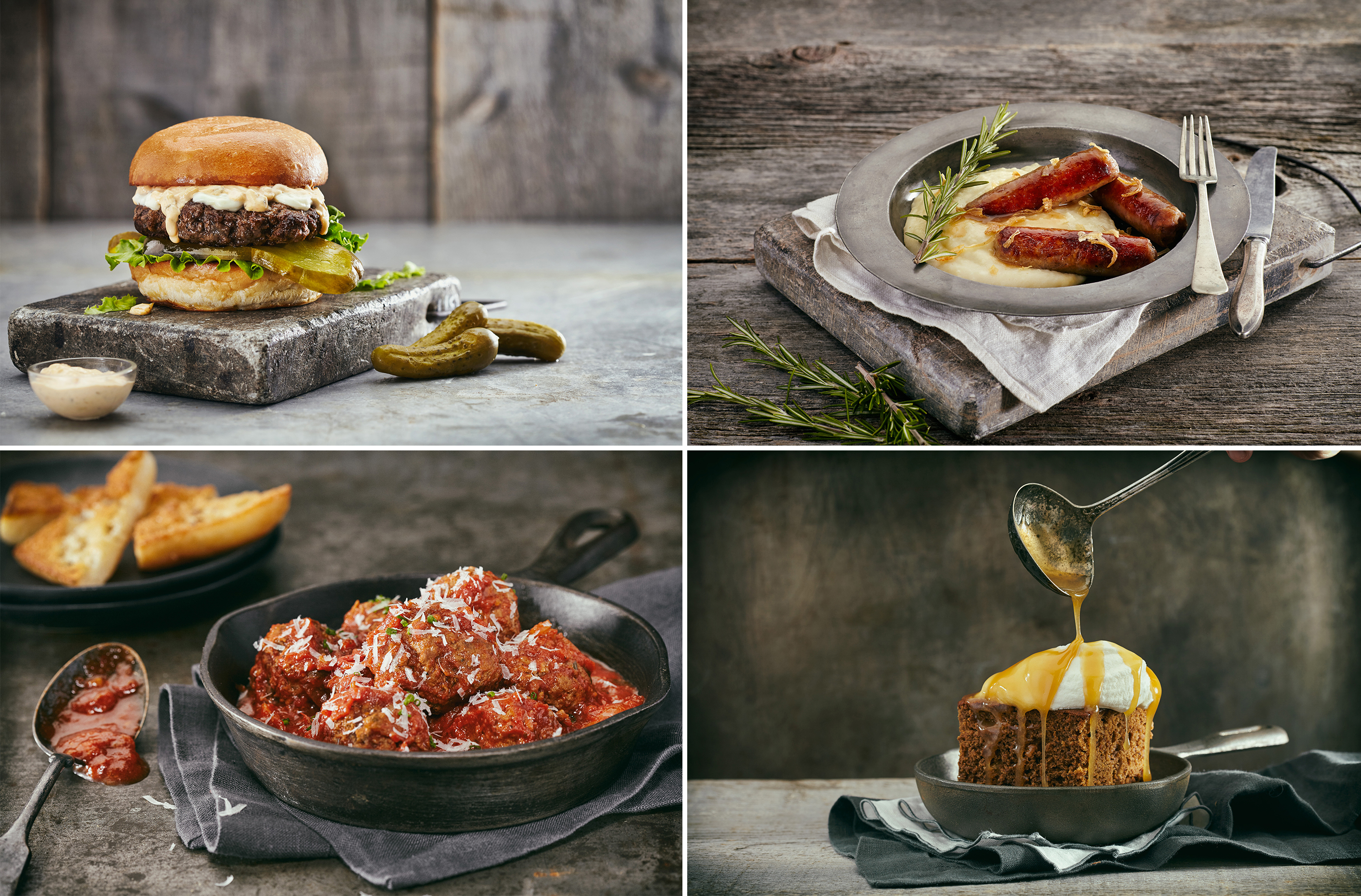 Fox & Fiddle Food Photography