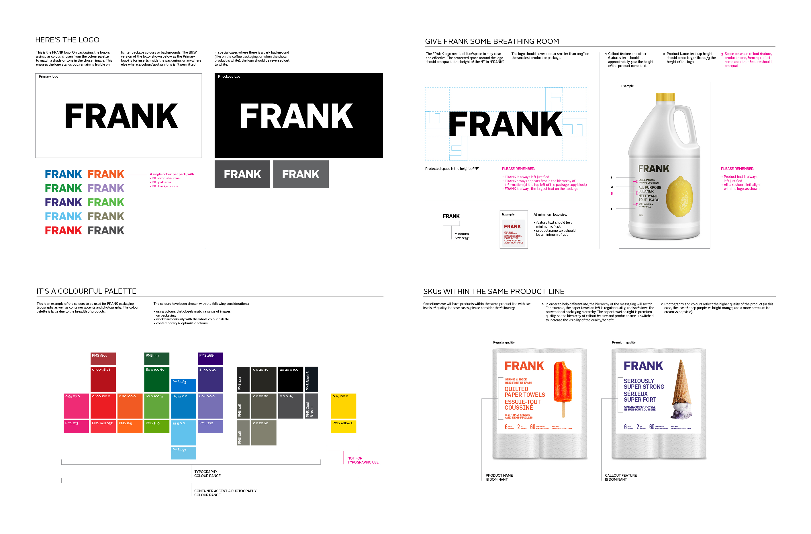 Frank Brand Guidelines