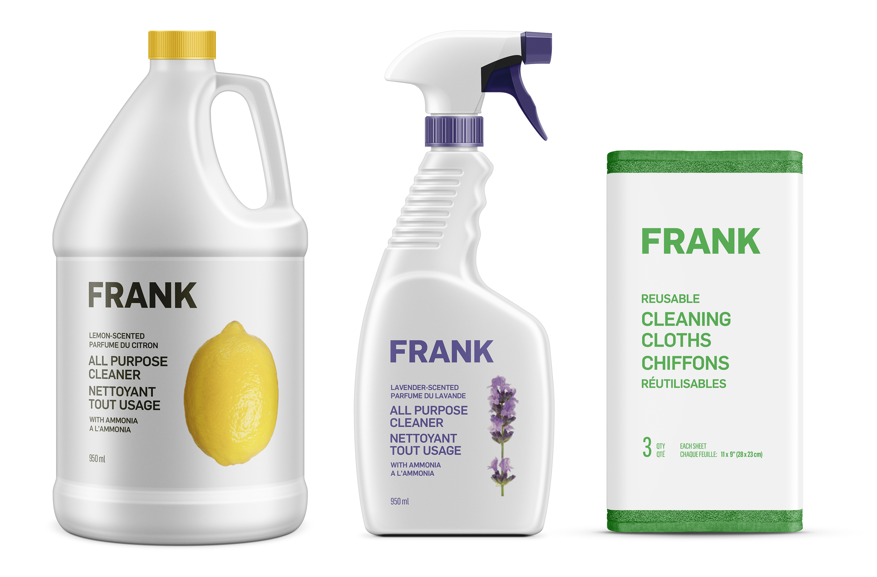 Frank Cleaning Products