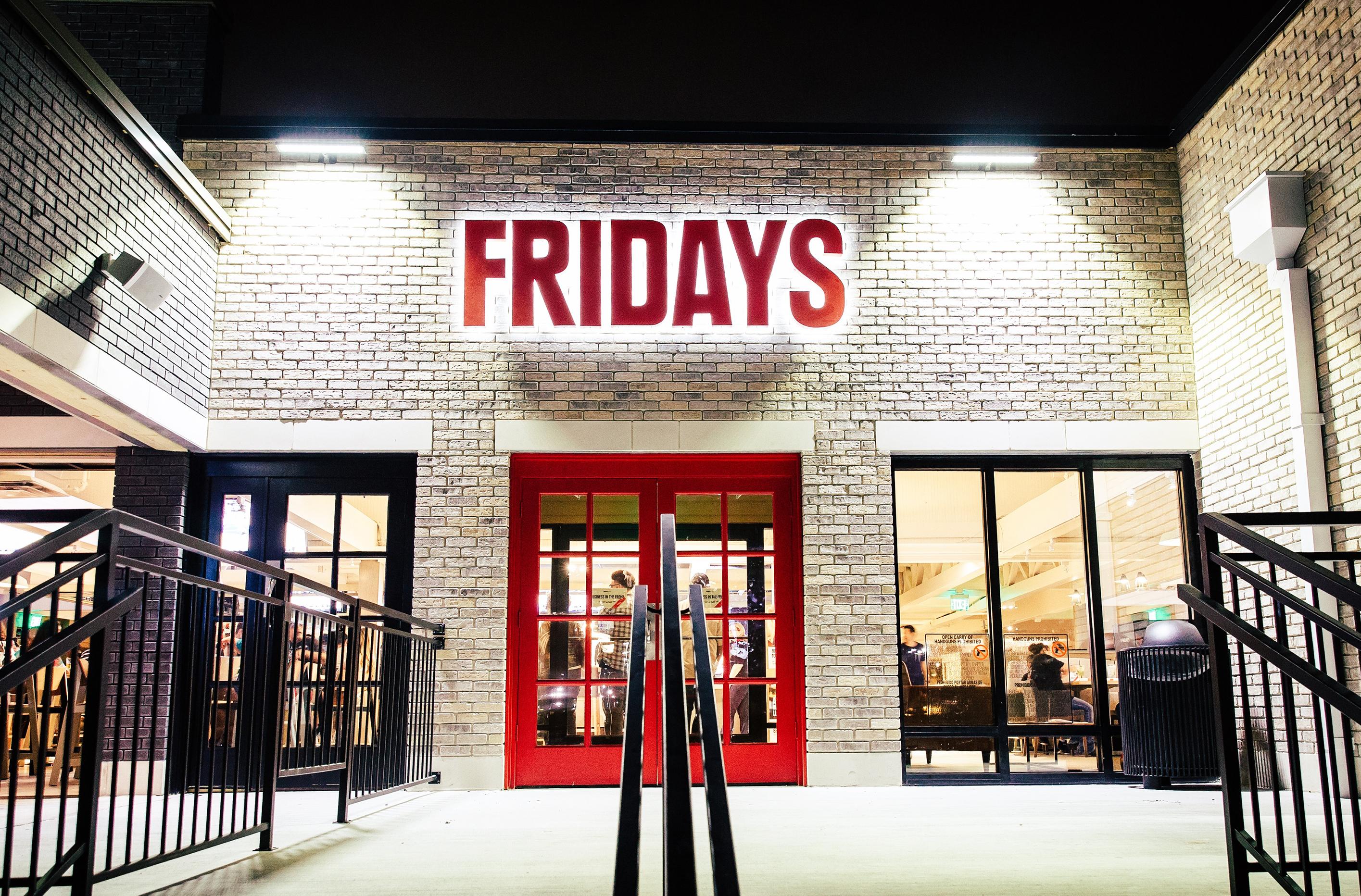 Fridays Exterior