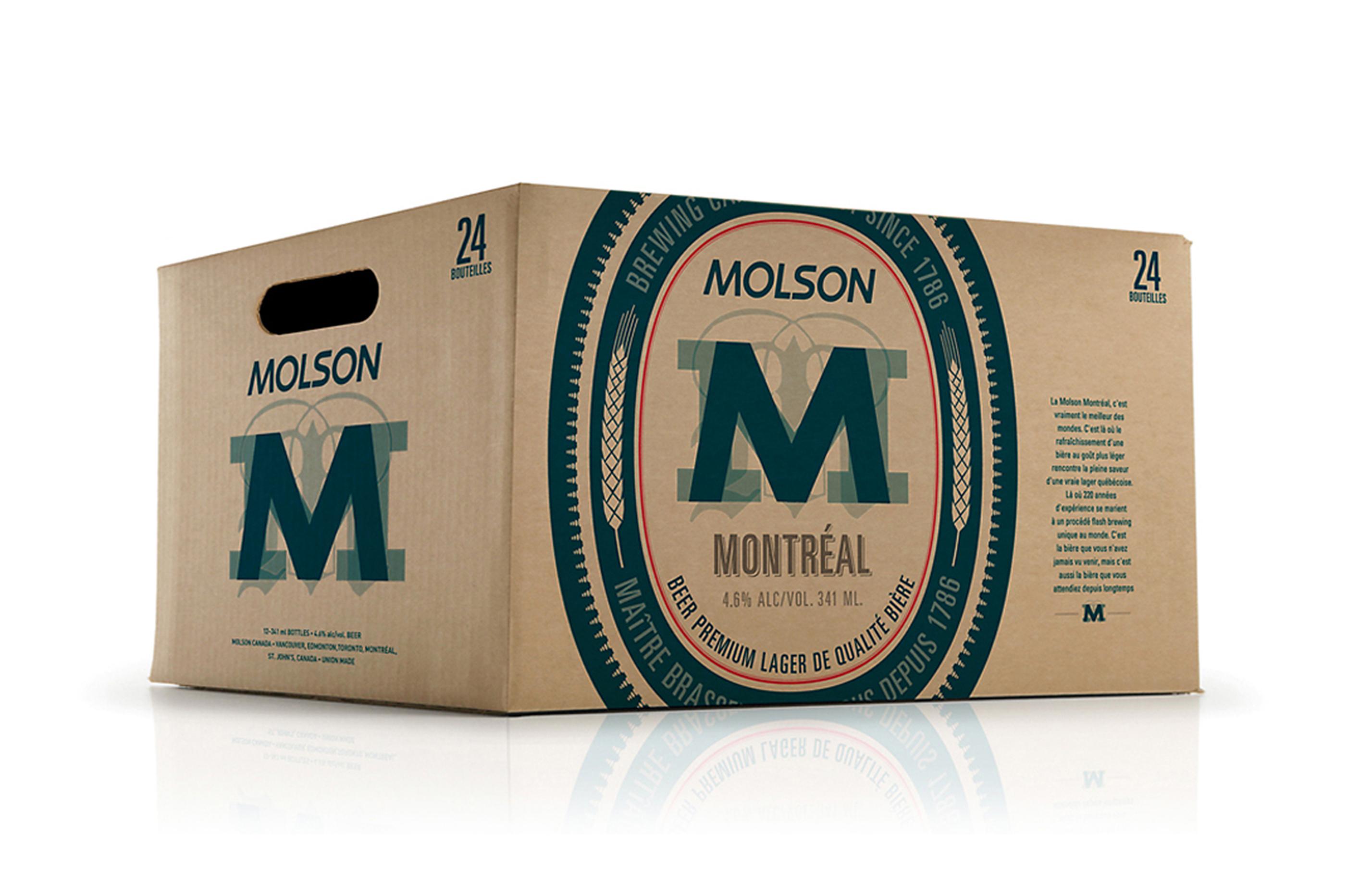 Molson Montreal case