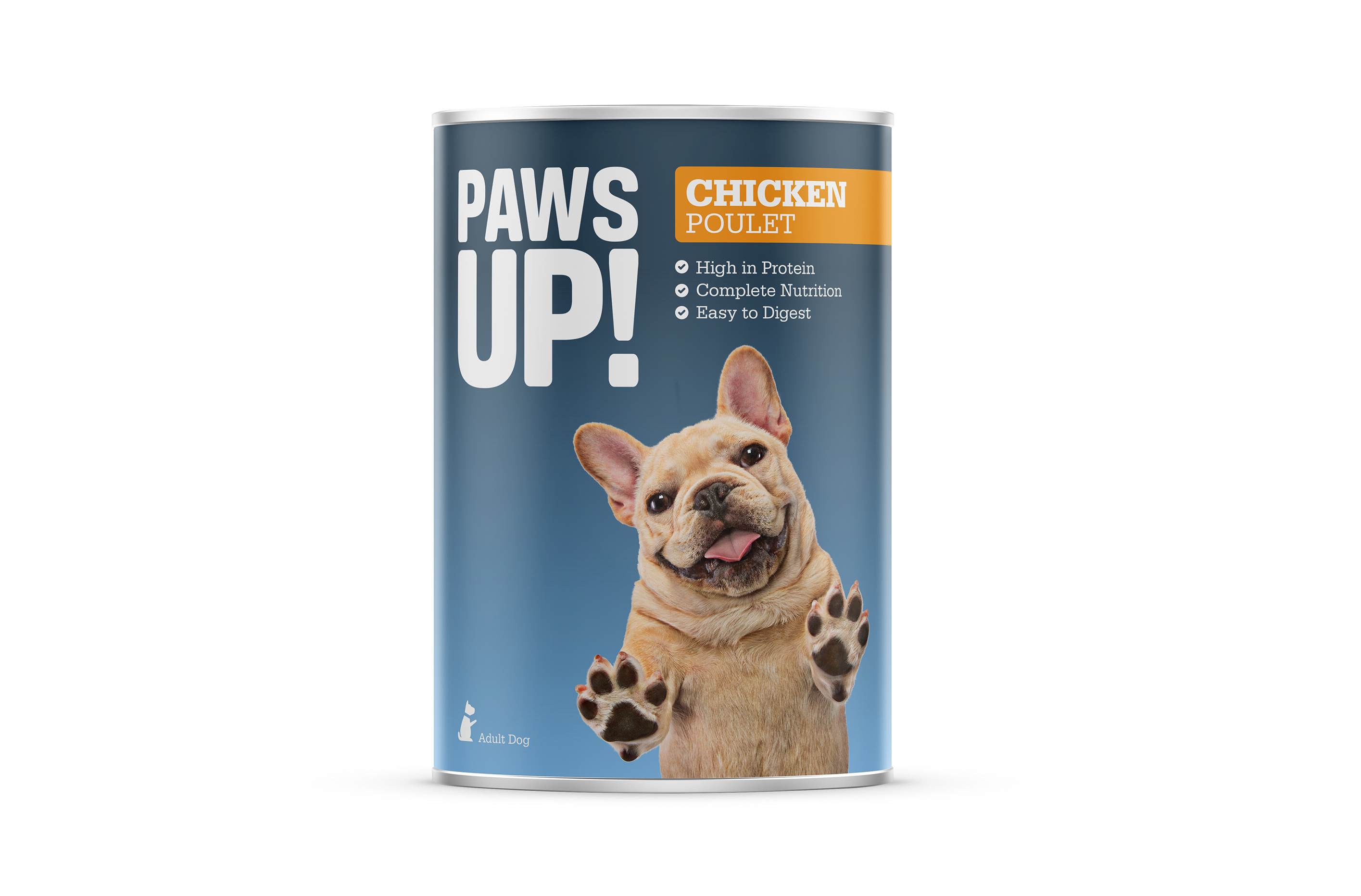 Paws Up Dog Wet Food