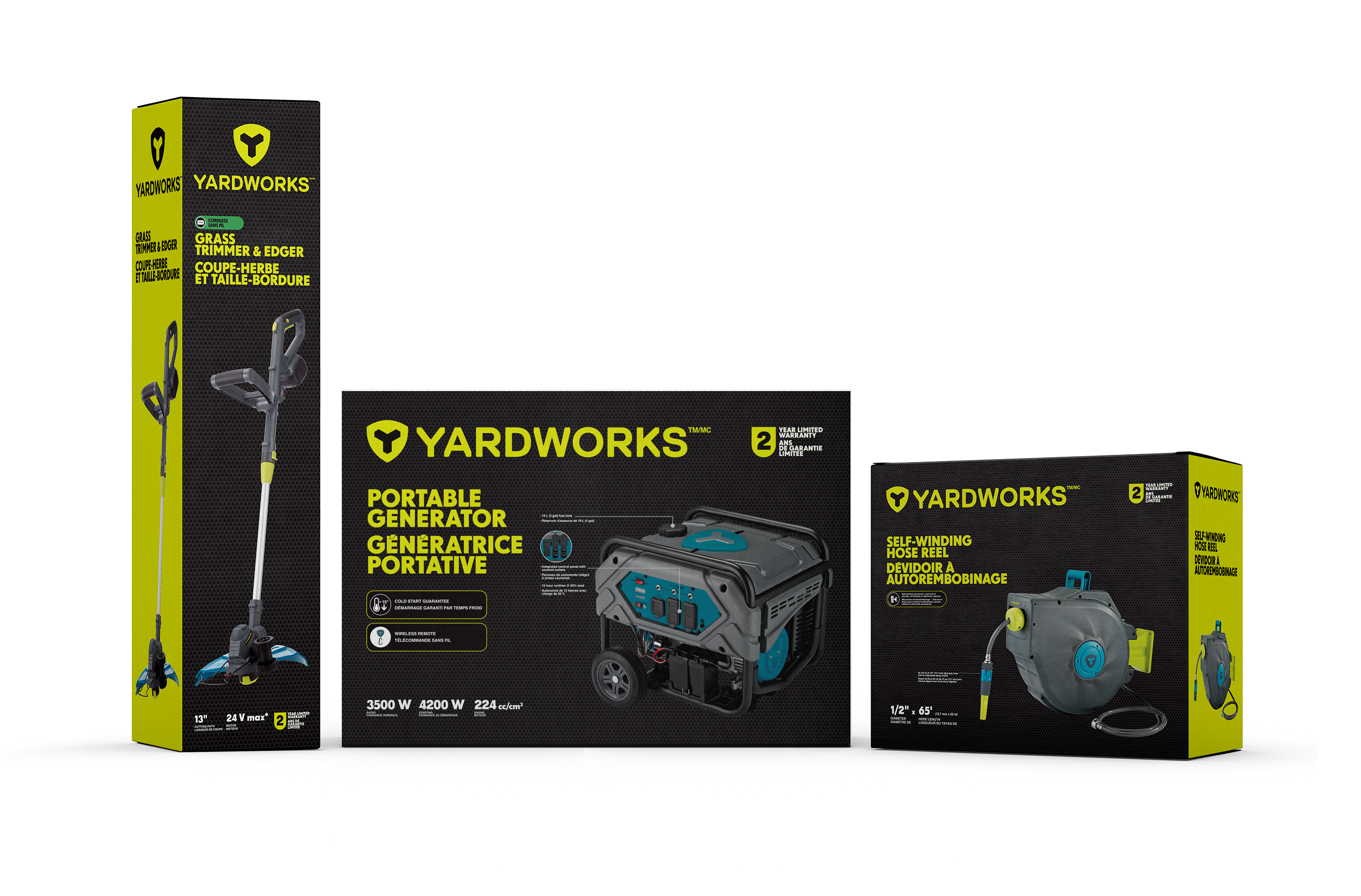 Yardworks Packaging