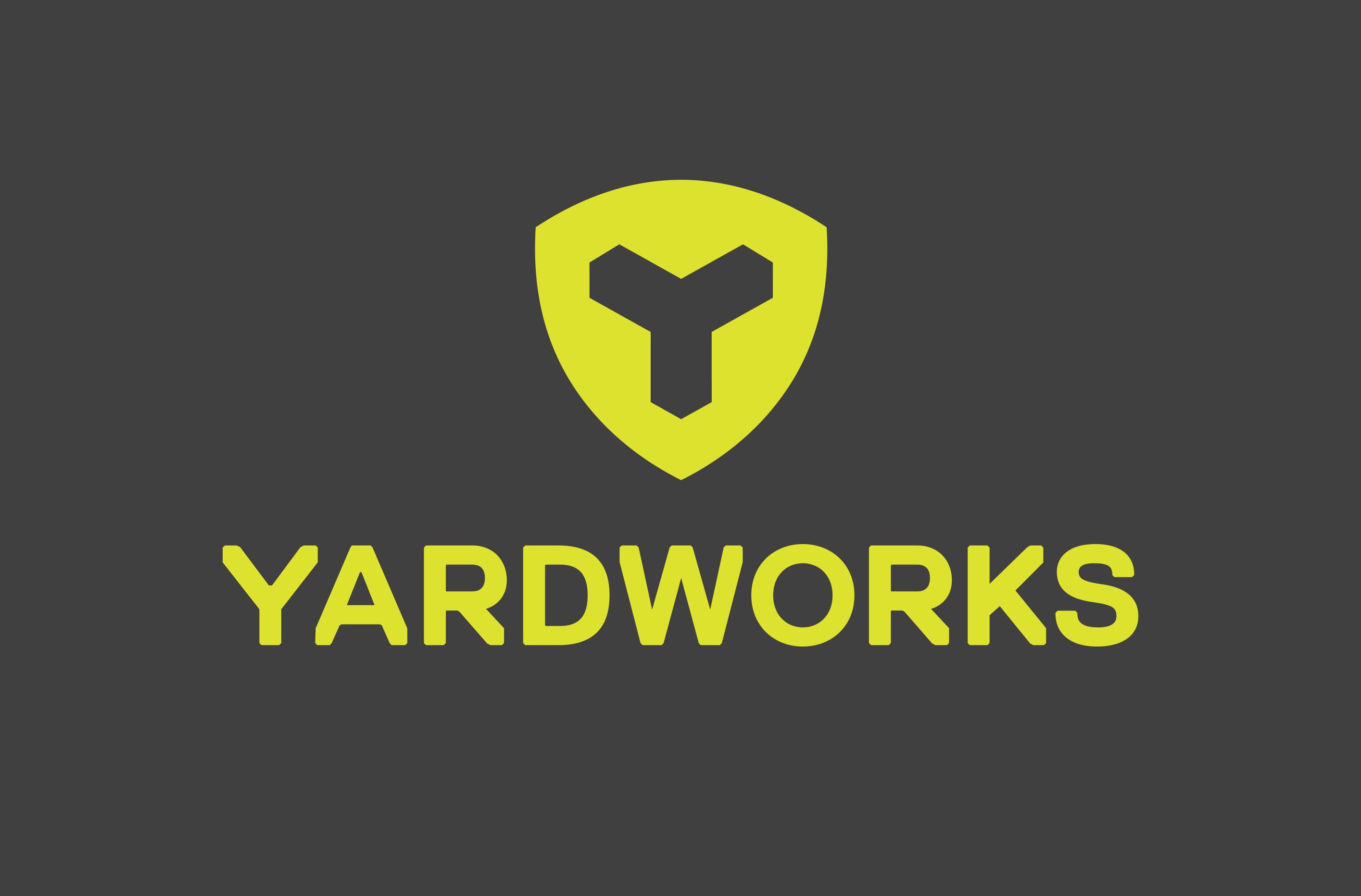 Yardworks wordmark