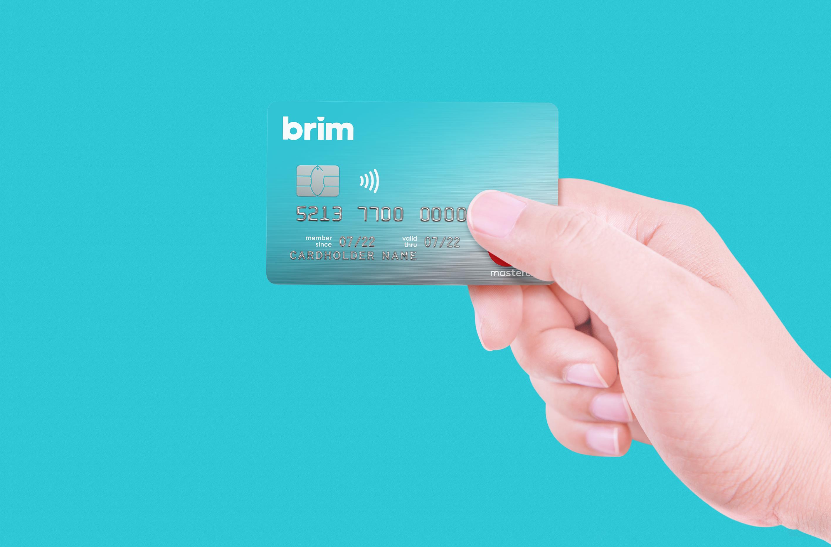 Brim Card Hand