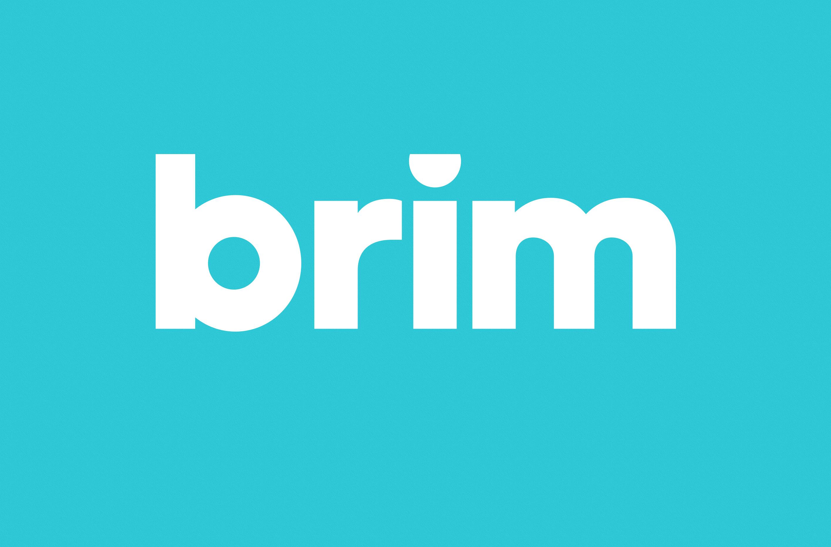 Brim Wordmark