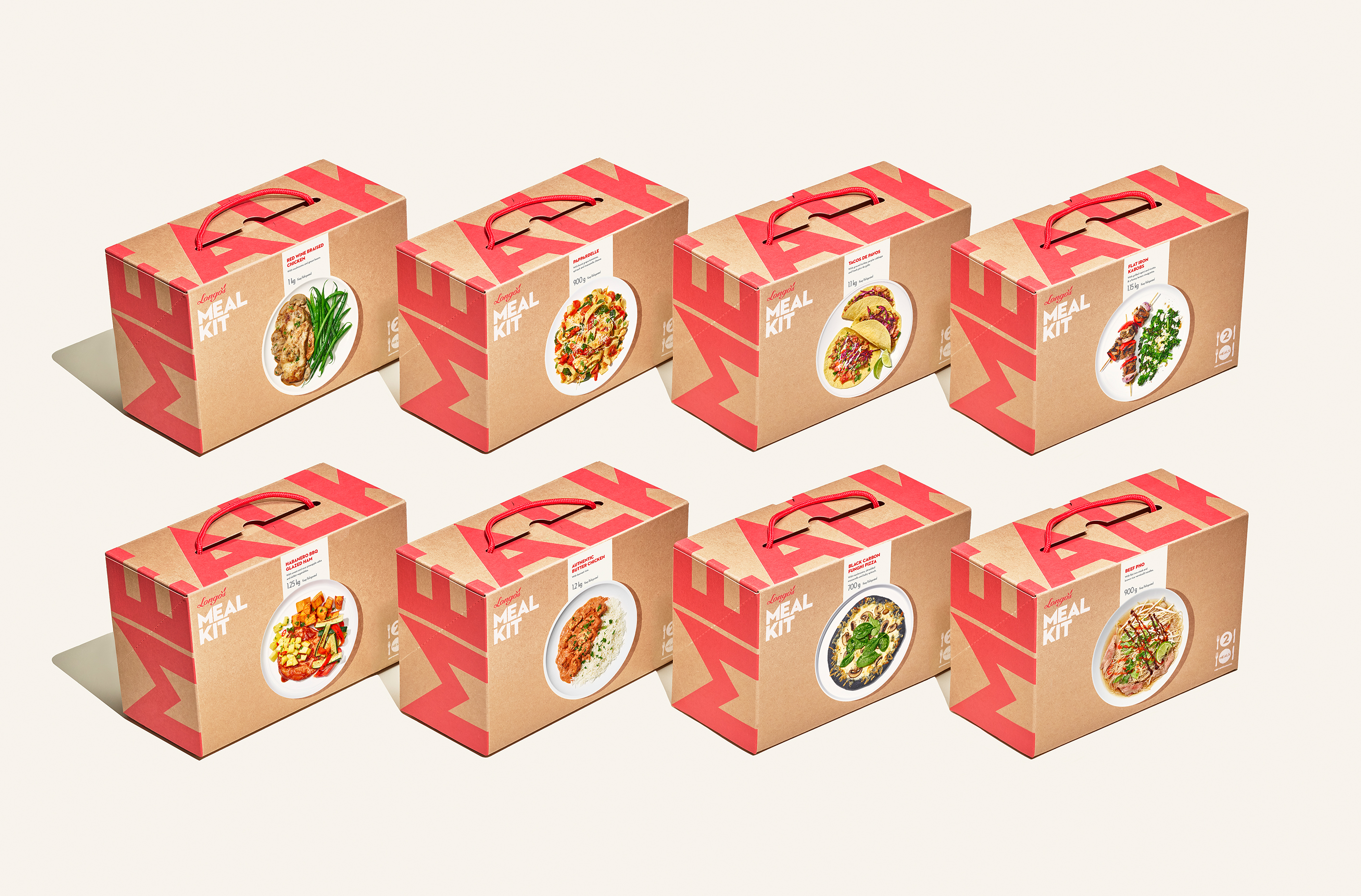 Meal Kit 8 boxes