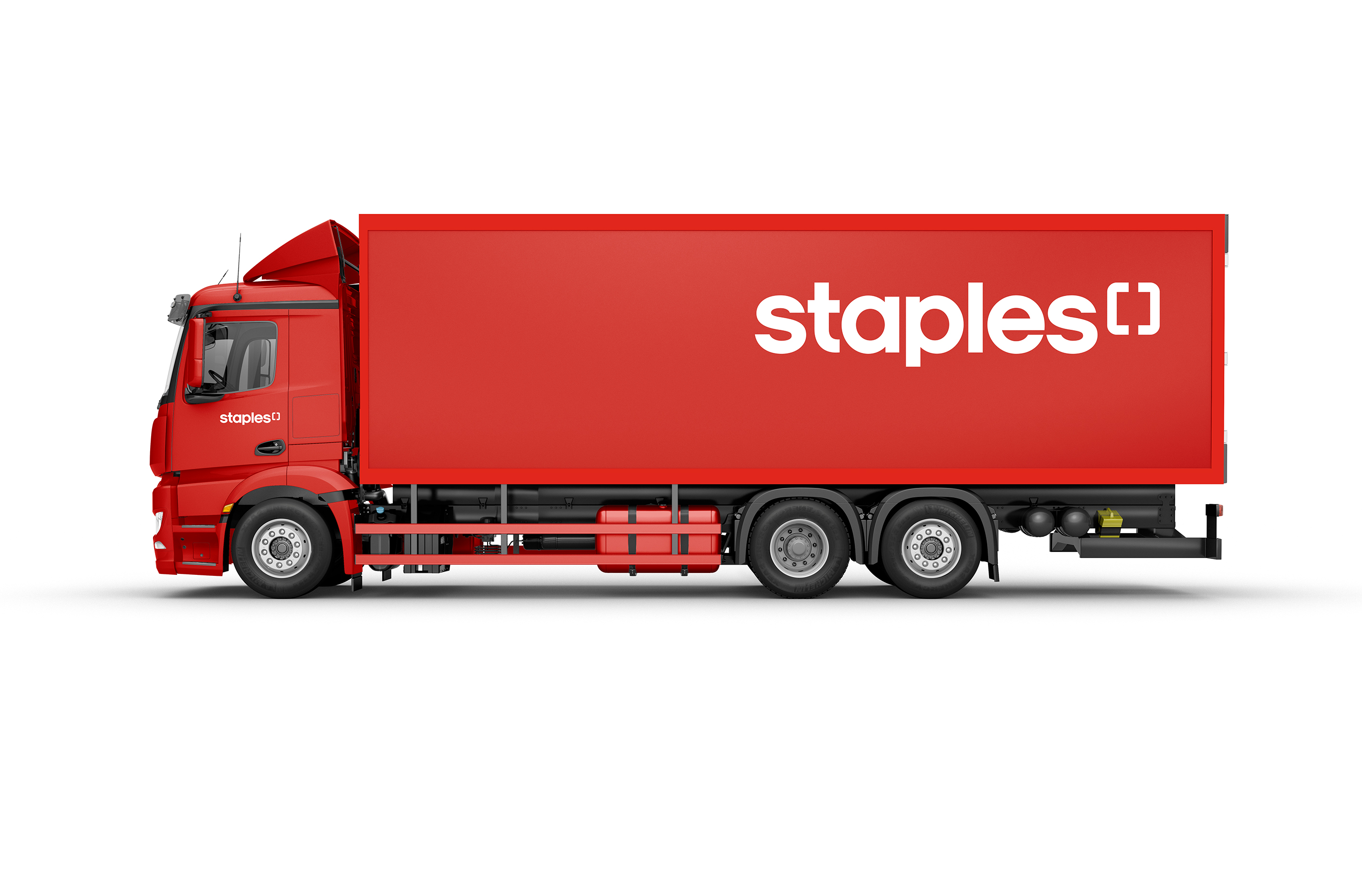 Staples-truck-side