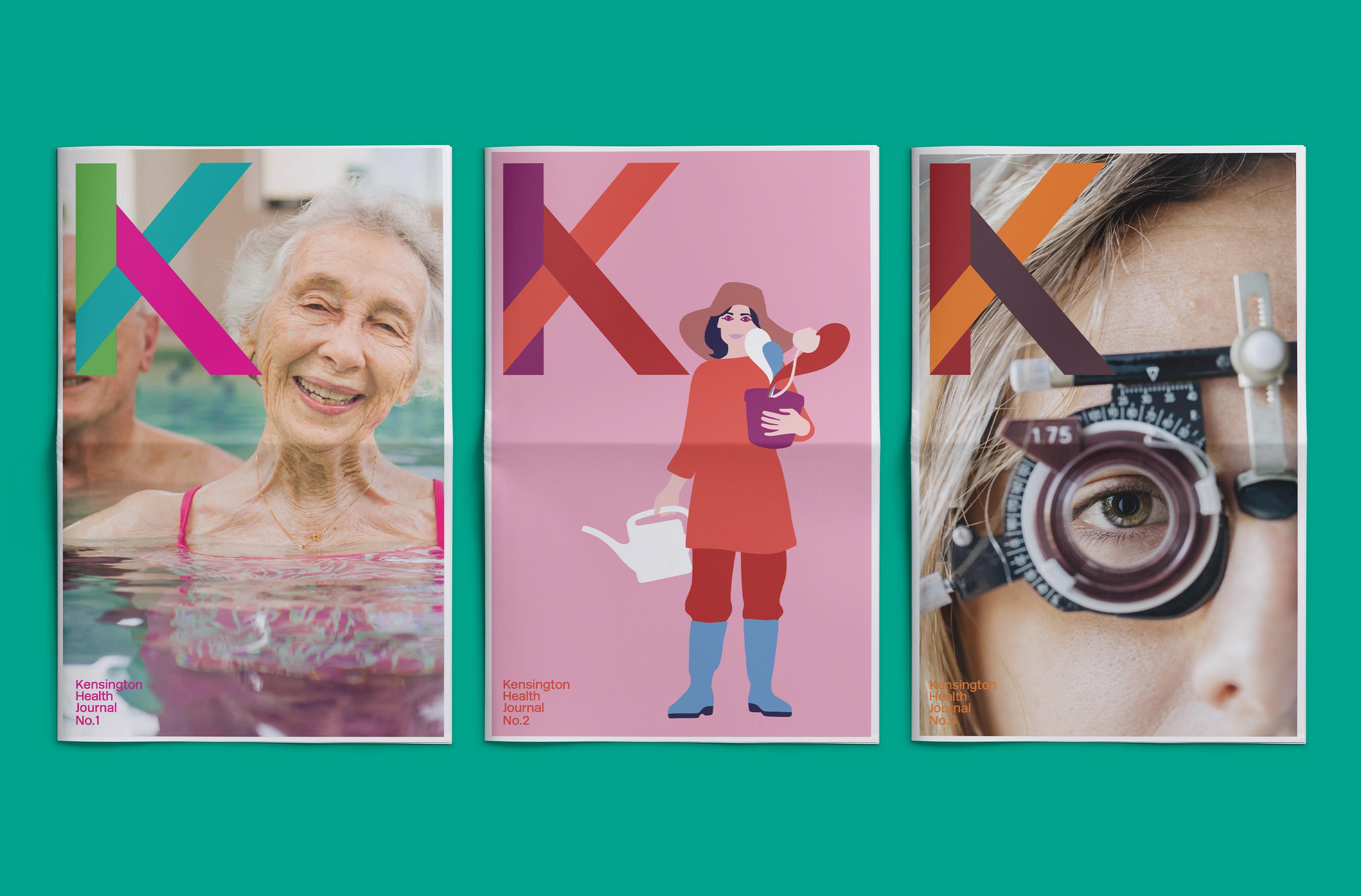 Kensington Health Tabloid Journal