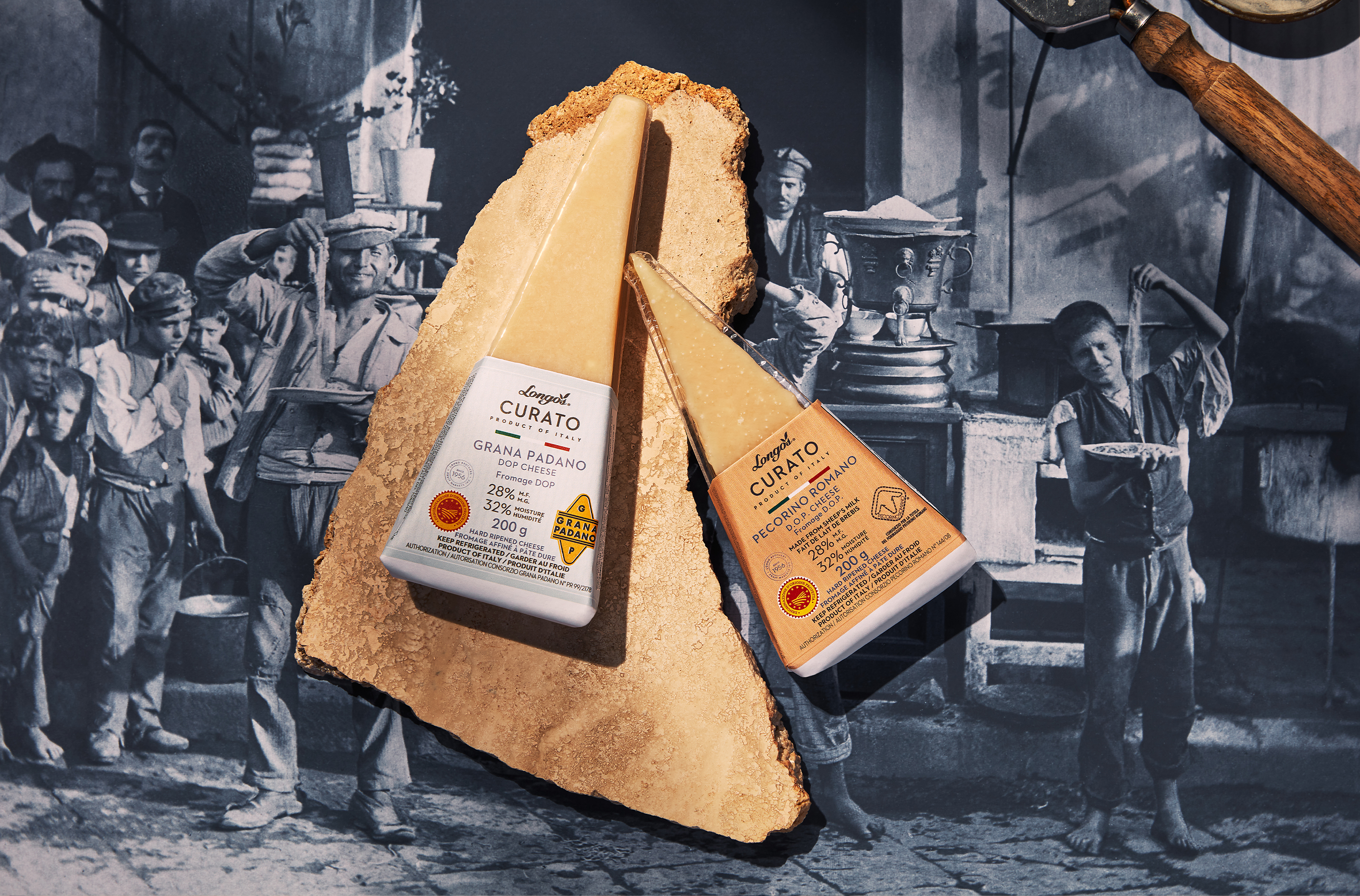 Longo's Curato Cheese