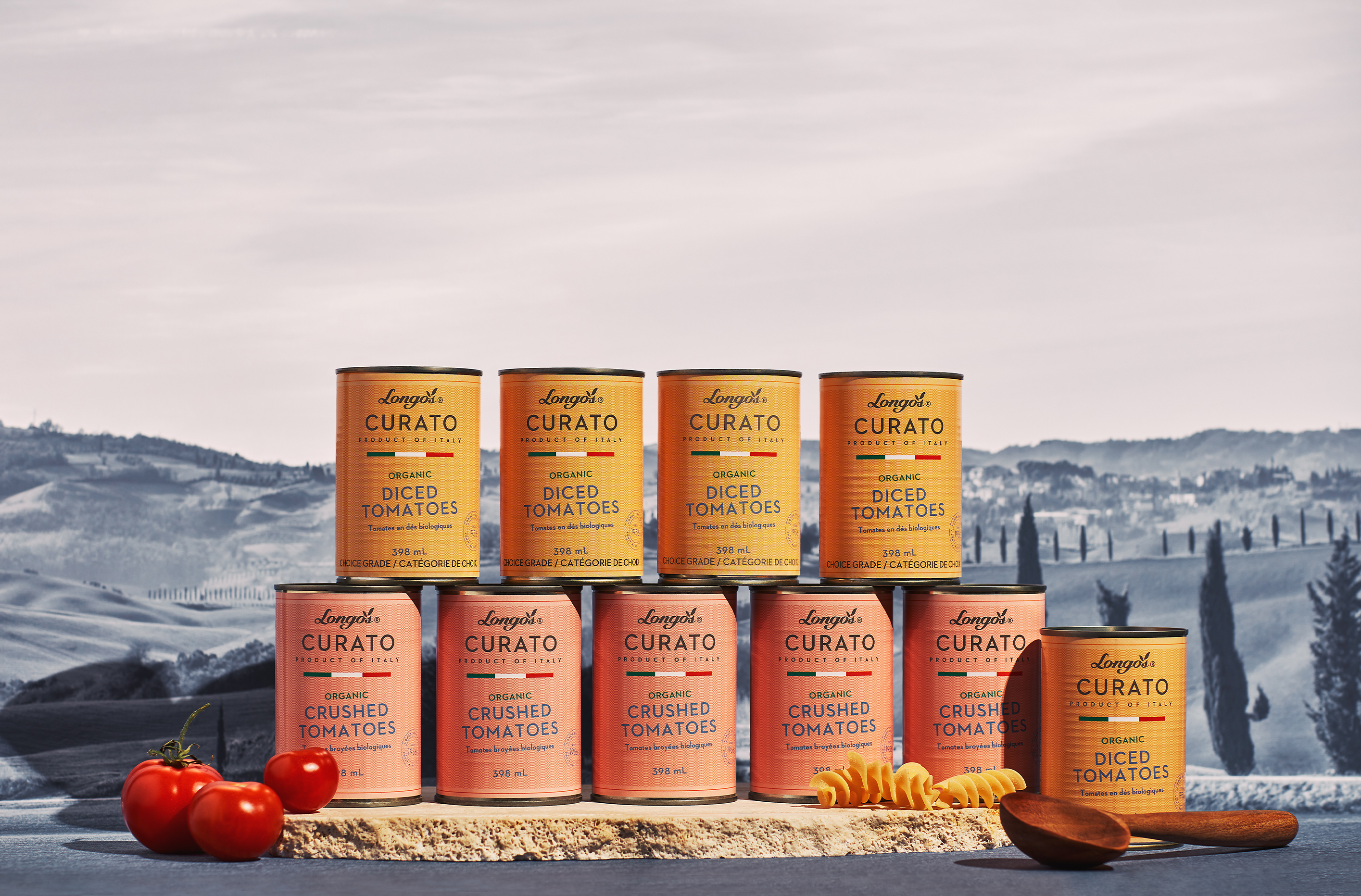 Longo's Curato canned Tomatoes