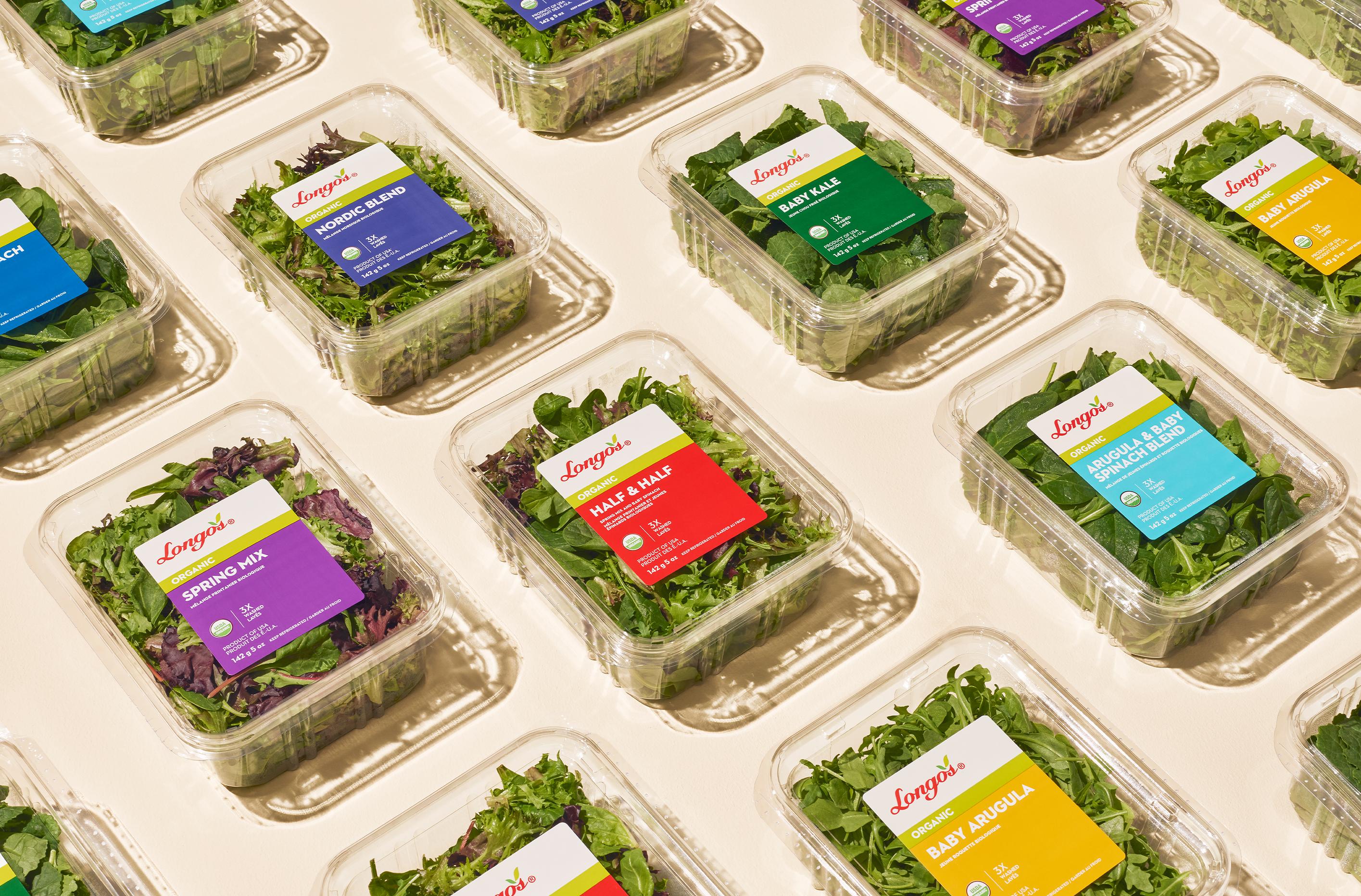 Longos-Private Label Salads